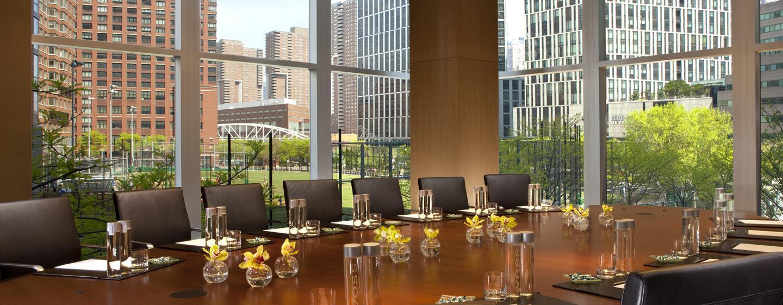 Für kleinere Meetings können Sie aus insgesamt 18 Tagungsräumen wählen