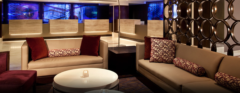 Hotel DoubleTree by Hilton Metropolitan - New York City, NY - Asientos del lobby