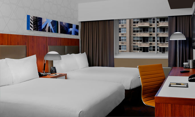 Hotel DoubleTree by Hilton Metropolitan - New York City, NY - Habitación doble