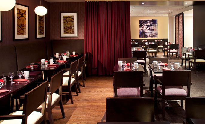 Hotel DoubleTree by Hilton Metropolitan - New York City, NY - Met Grill