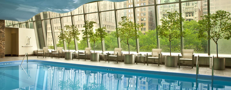 Hotel Millennium Hilton New York Downtown Hotel En El Distrito Financiero De La Ciudad De