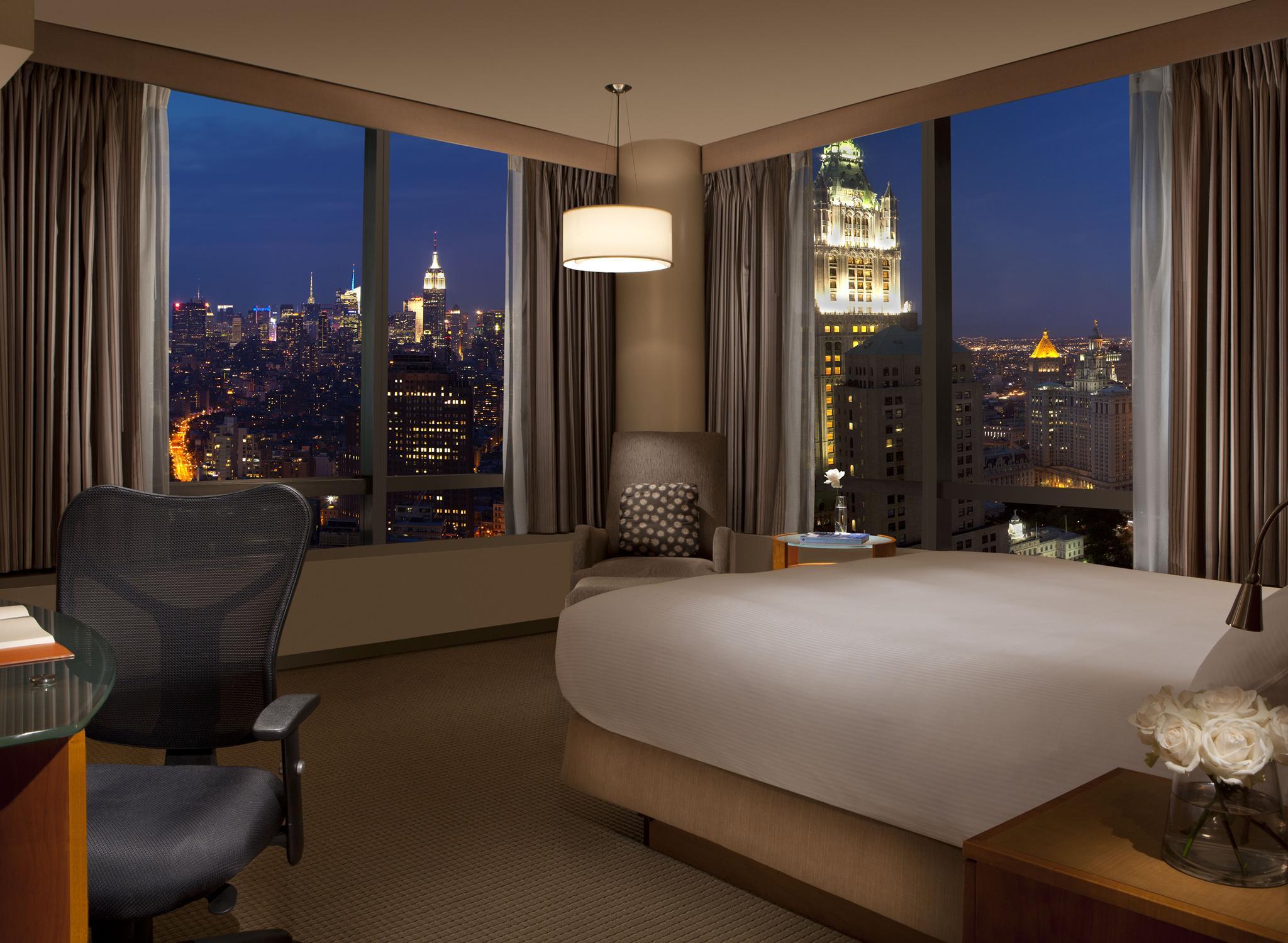 New york monroe county hilton - Hotel Millennium Hilton New York Downtown Nueva York Nueva York Habitaci N Deluxe Con