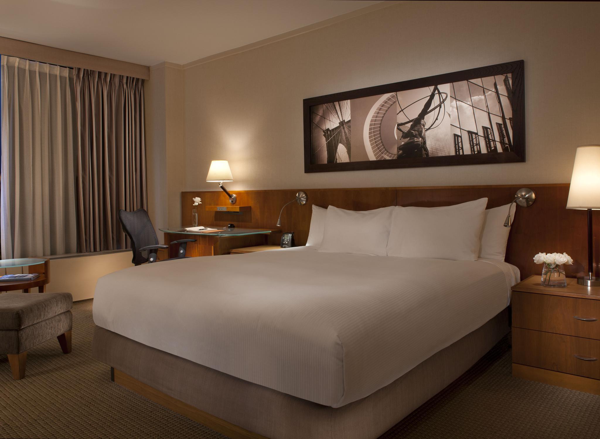 En Suite La Gi: Hotel Millennium Hilton New York Downtown