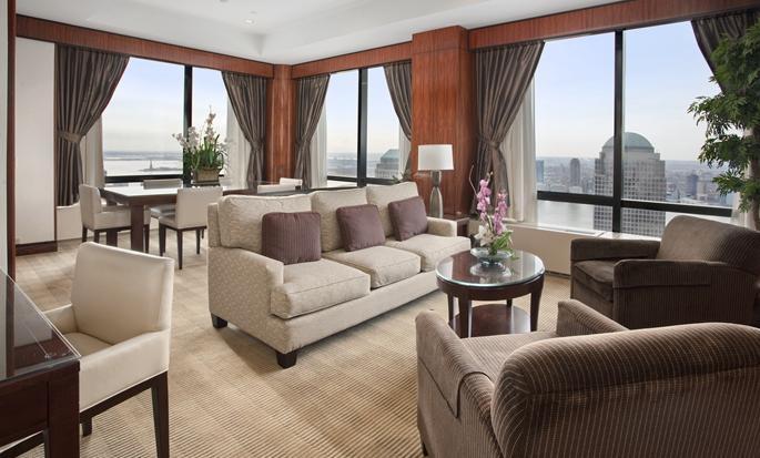 Hotel Millennium Hilton New York Downtown, Nueva York, Nueva York - Suite Governors