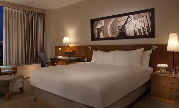 Hotel Millennium Hilton New York Downtown, Nueva York, Nueva York - Suite Deluxe con cama King