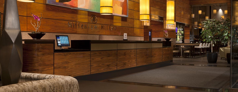 Millenium Hilton, USA - Lobby
