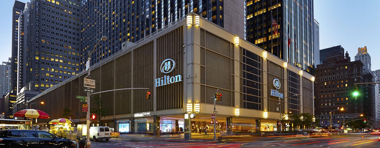 Hotel New York Hilton Midtown, Stati Uniti - Esterno dell'Hotel