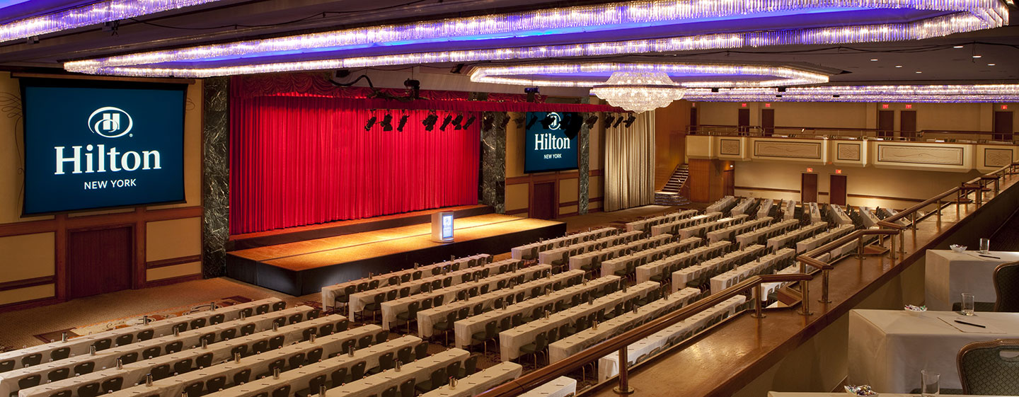 Hotel New York Hilton Midtown, Stati Uniti - Grand Ballroom