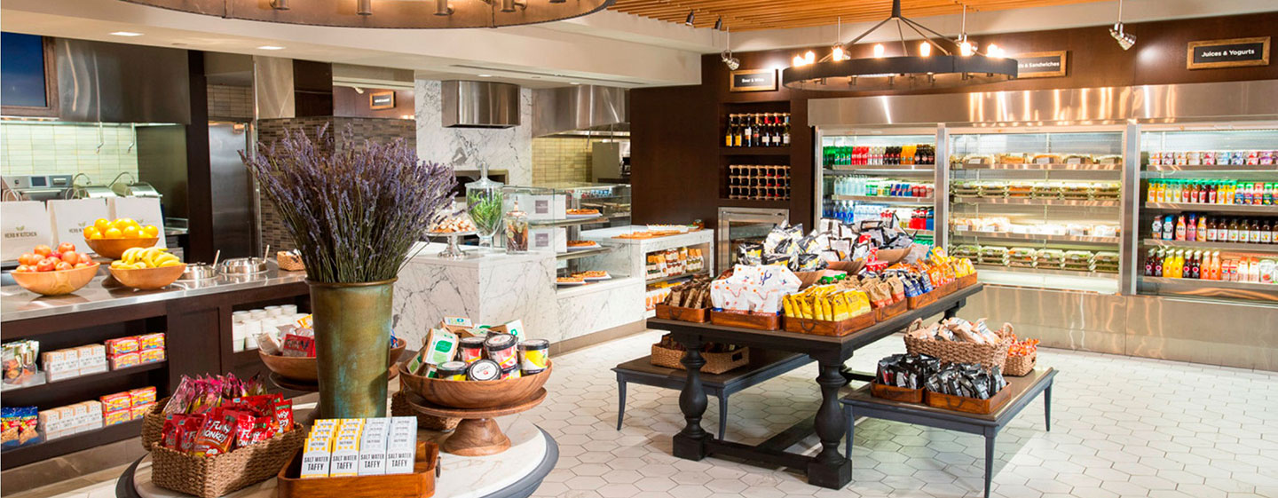 Hotel New York Hilton Midtown, Stati Uniti - Herb N' Kitchen