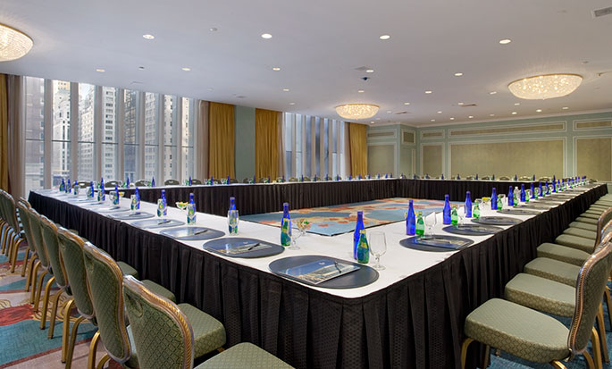 Hotel New York Hilton Midtown, Stati Uniti - Sala meeting