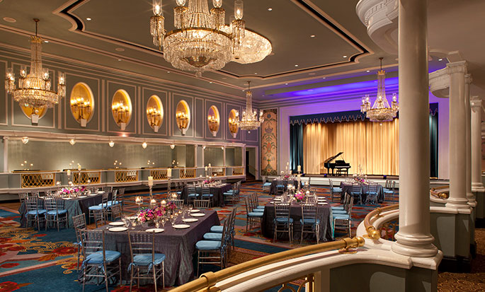 Hilton New York Midtown Hotel, USA – Balsal Trianon