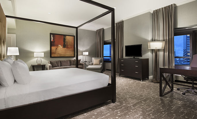 New York Hilton Midtown, NY - Suite Presidential