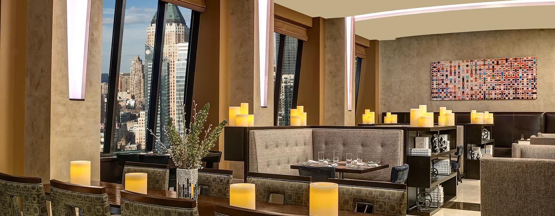 Restaurante Above