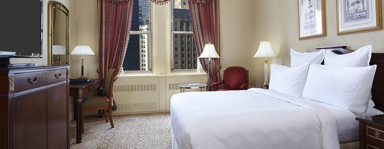Waldorf Astoria New York – Deluxe-rom