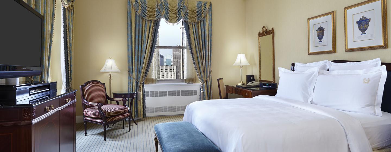 Waldorf Astoria New York – Luksuriøst Towers-rom