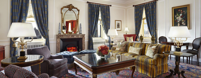 Waldorf Astoria New York – Towers presidentsuite