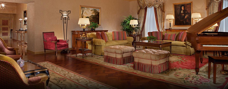 Hotel Waldorf Astoria New York, Stati Uniti - Suite di lusso
