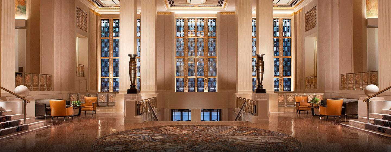 Waldorf Astoria New York – Lobby