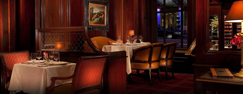 Waldorf Astoria New York - Bull and Bear Prime Steakhouse