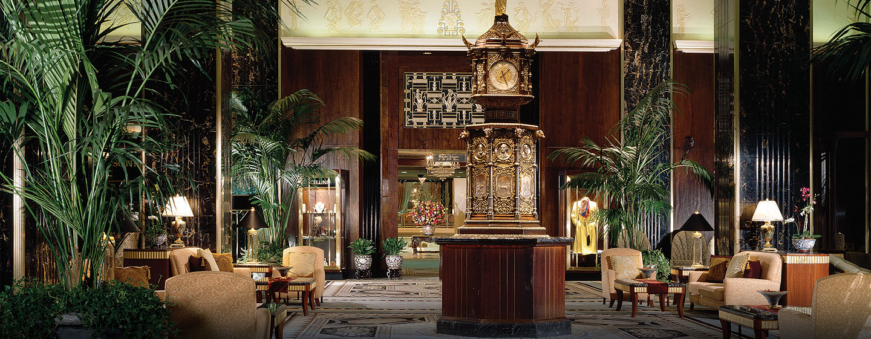 Waldorf Astoria New York – Hovedlobby