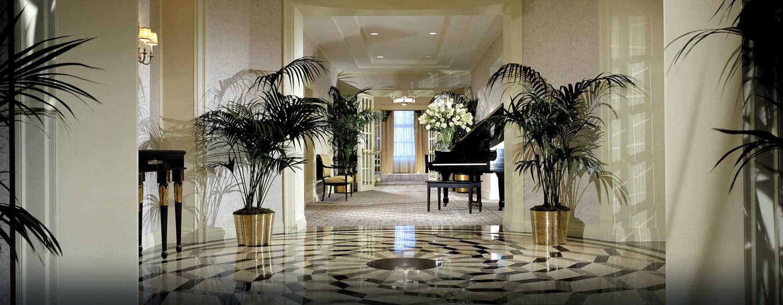 Waldorf Astoria New York – Innvendig