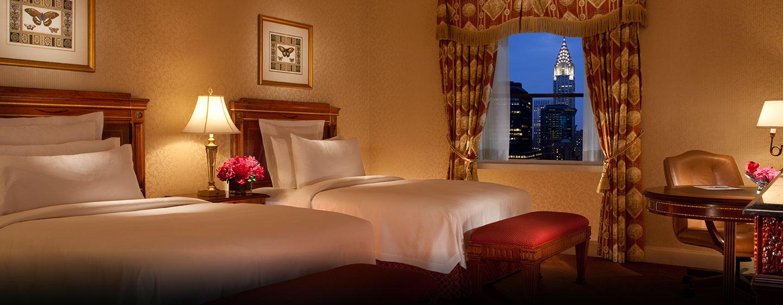 Hotel Waldorf Astoria New York, Stati Uniti - Camera Deluxe doppia