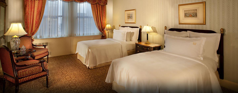 Hotel Waldorf Astoria New York, Stati Uniti - Camera Deluxe