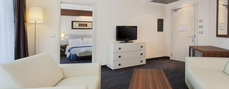 Doubletree by Hilton Hotel Olbia, Sardinia, Italia - Suite Junior