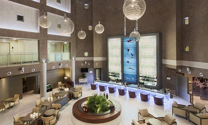 Doubletree by Hilton Hotel Olbia, Sardinia, Italia - Bar