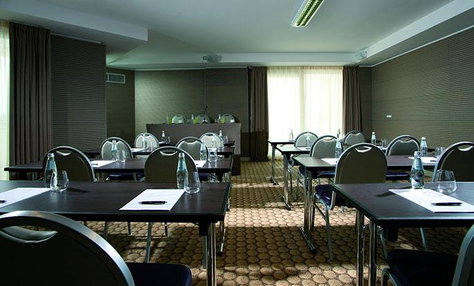 Doubletree by Hilton Hotel Olbia, Sardinia, Italia - Sala meeting Levante