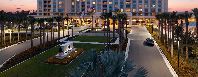 Waldorf Astoria Orlando Hotel FL, USA – Außenbereich des Hotels