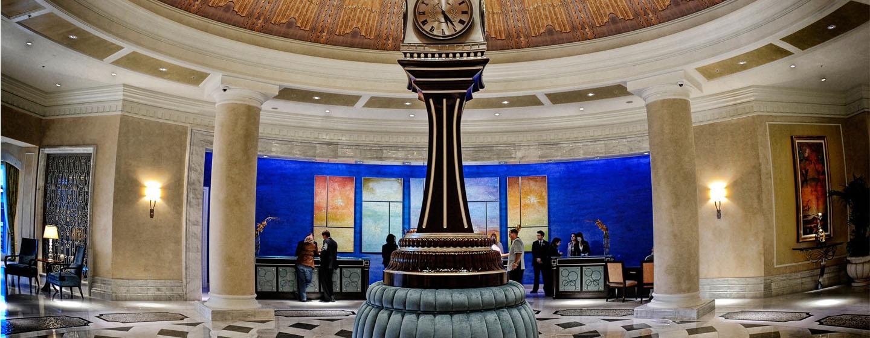 Waldorf Astoria Orlando Hotel FL, USA – Lobby des Resorts