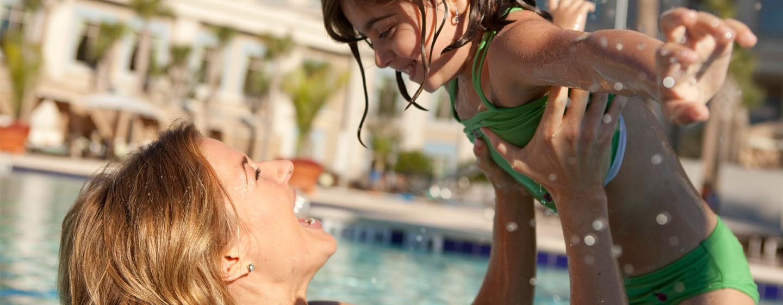 Waldorf Astoria Orlando Hotel FL, USA – Poolspaß mit der Familie