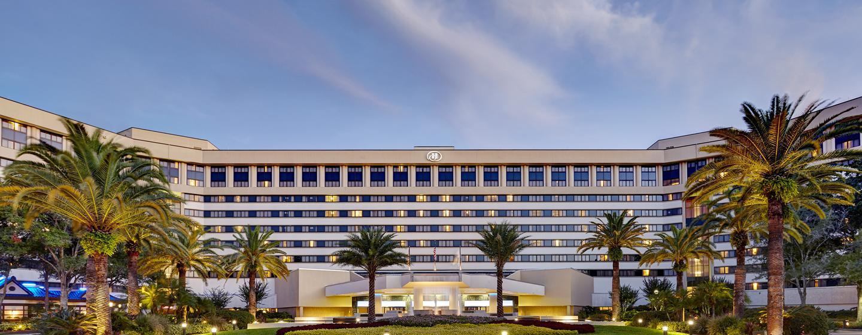 Hôtel Hilton Orlando Lake Buena Vista - Extérieur de l'hôtel