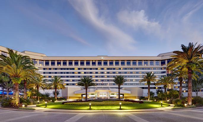 Hôtel Hilton Orlando Lake Buena Vista, Floride - Extérieur