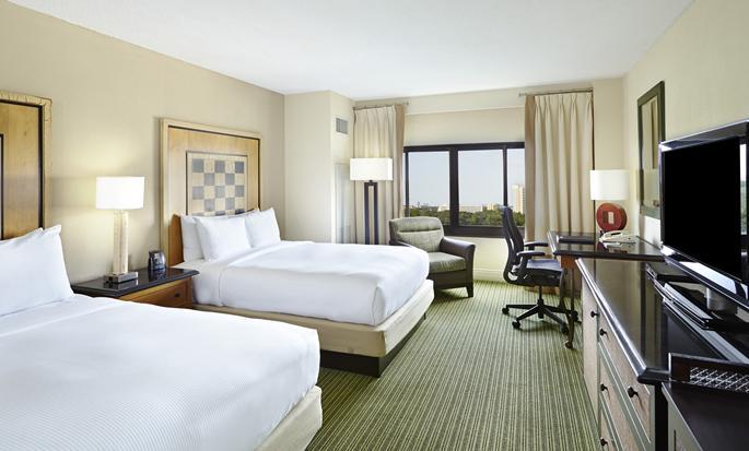 Hôtel Hilton Orlando Lake Buena Vista - Chambre avec deux lits