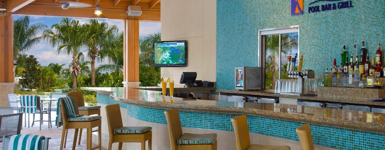 Hilton Orlando - Tropic's Pool Bar & Grill