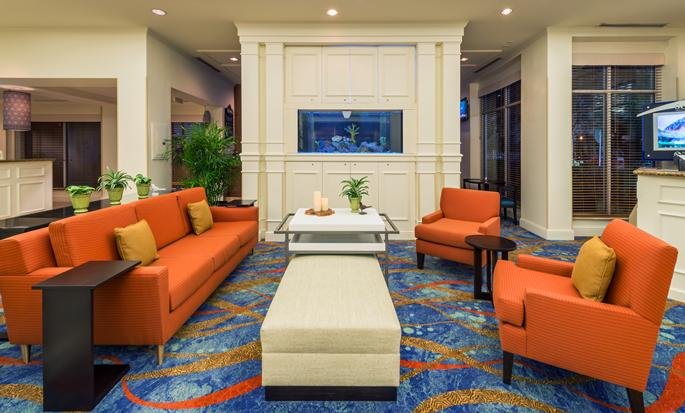 Hilton Garden Inn Orlando at Seaworld, USA - Lobby