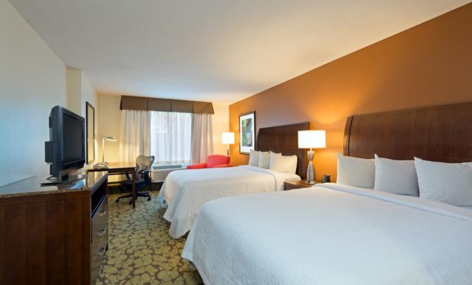 Hilton Garden Inn Orlando at Seaworld, USA - Double Guestroom