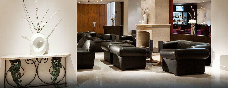 Hilton Paris Orly Airport - Hall de l'hôtel