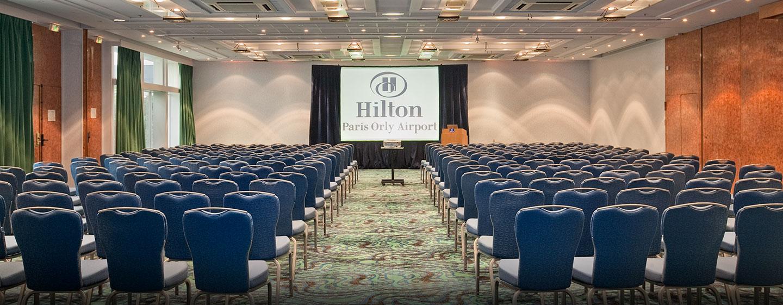 Hôtel Hilton Paris Orly Airport - Salle Les 4 Coins du Monde