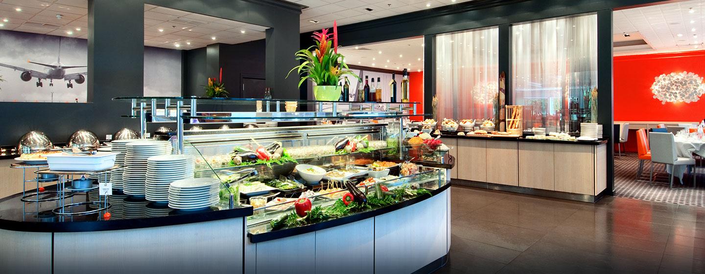 Hôtel Hilton Paris Orly Airport - Le Café du Marché