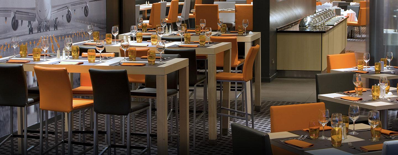 Hôtel Hilton Paris Orly Airport - Restaurant Le Café du Marché