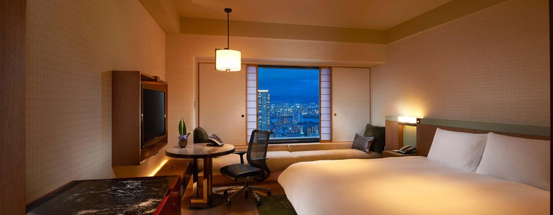 Entspannen Sie in den gemütlichen und großen Zimmer im Hotel