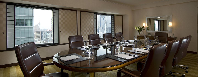 Die Meetingräume des Hotels sind mit bequemen Stühlen ausgestattet