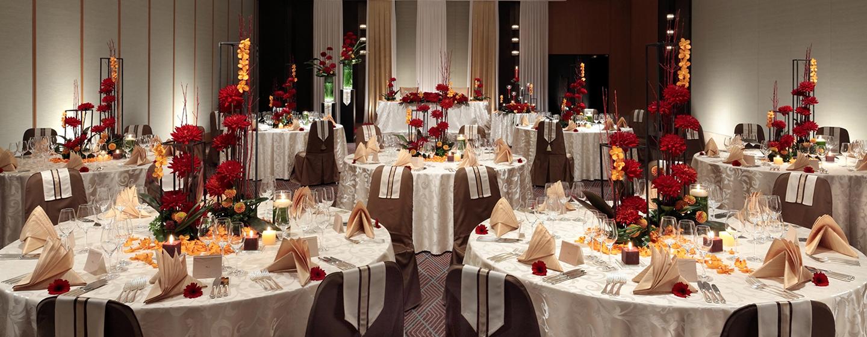 Gern organisieren wir in den Räumlichkeiten des Hotels Ihre private oder geschäftliche Veranstaltung