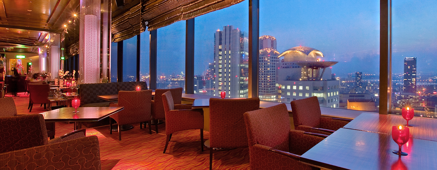 Hilton Osaka Hotel – Italienisches Restaurant Windows on the World