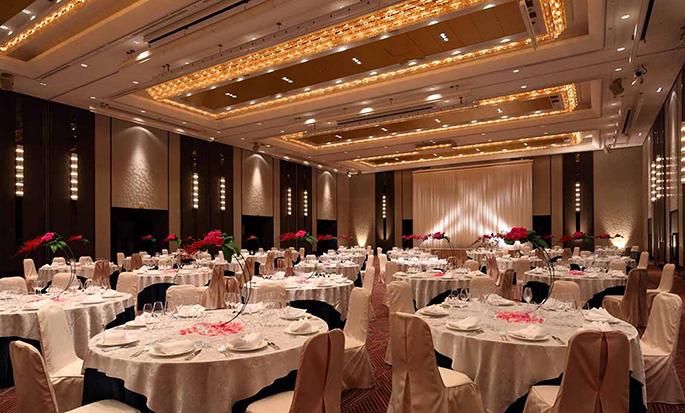 Hilton Osaka Hotel, Japan - Ballroom