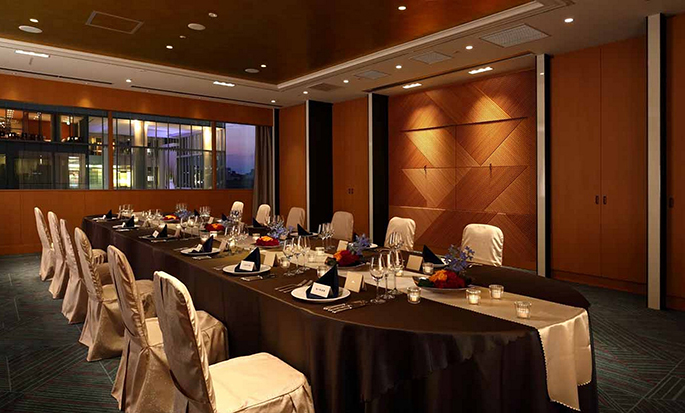 Hilton Osaka Hotel, Japan - Meeting Room