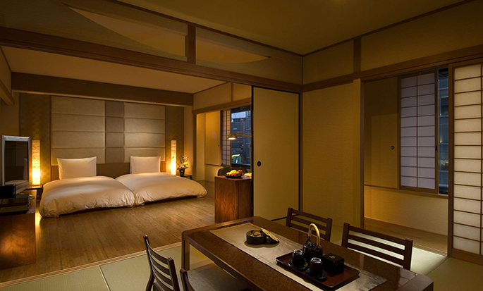 Hilton Osaka Hotel, Japan - Suite